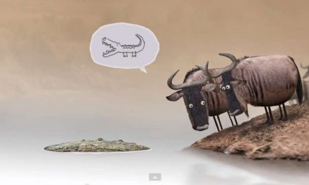 This 1 Minute Animation Film Will Show You Why You Should Never Argue With A Fool