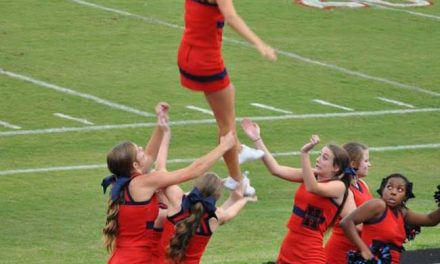 Most People Think Cheerleaders Are Perfect People. Wait Until You See This.