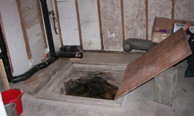 What A Man Found In His New Basement Would Make You Want To Move Out Immediately