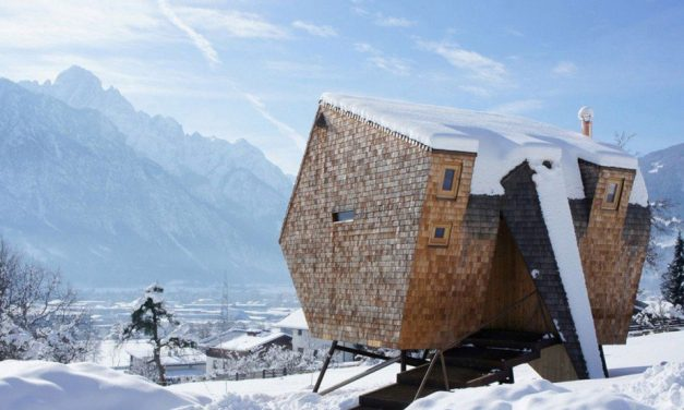 15 Weird Homes We All Wish We Lived In